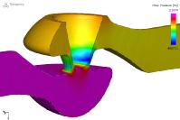 UpFront CFD Simulation