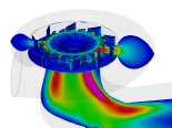CFD Software for Water Turbines