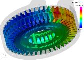 Regenerative Pump CFD Simulation