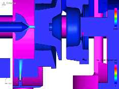 Pressure Distribution Simulation