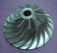 Compressor Impeller Prototype