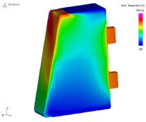 CFD Simulation of Refrigerator