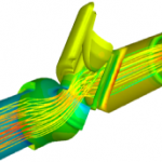 CFD Simulation of a Control Valve
