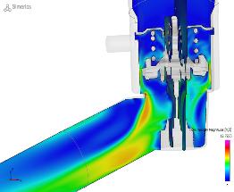 CFD Simulation - Pressure Distribution