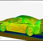 External Aerodynamics - CFD