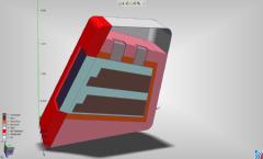 Refrigerator Compartment Geometry
