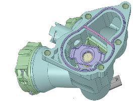 SpaceClaim Simulation Model Preparation