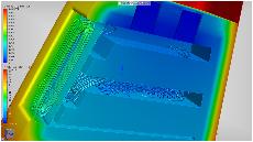 CFD Simulation Visualization