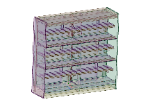 Refrigerator Cabinet Geometry