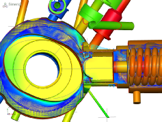Transient CFD - Pressure Fluctuations
