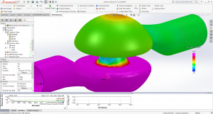 CAD Embedded CFD