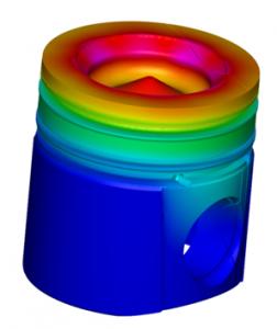 Piston Cooling Simerics Template