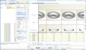 Piston Bowl CAESES Optimization