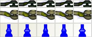 Valve Optimization using CAESES and Simerics-MP
