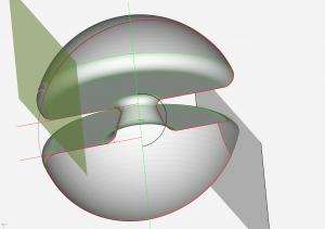 Parametric Valve Model