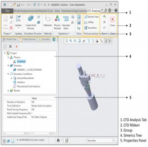 CREO Flow Analysis Extension